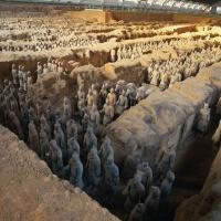 Terracotta Army, Chinese Terracotta Warriors