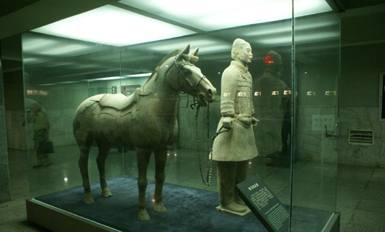Terracotta Warriors, Chinese Warriors,  Terracotta Army