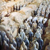 Terracotta Warriors,Terracotta Warriors Xian