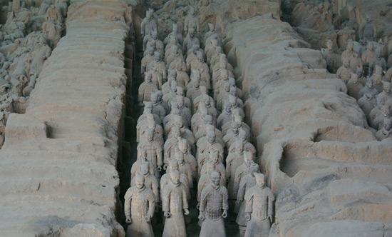 The Terracotta Warriors, Terracotta Warriors Xian, Terracotta Warriors Museum