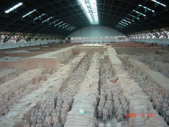 Terracotta Warriors, Terracotta Warriors Museum