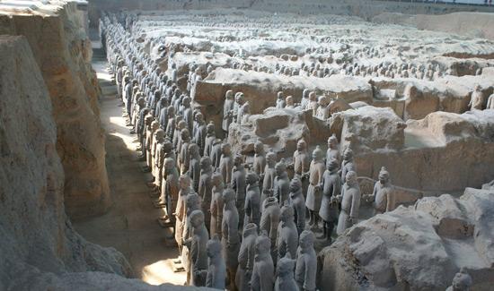 Terracotta Warriors, Terracotta Warriors Xian, Terracotta Warriors Museum