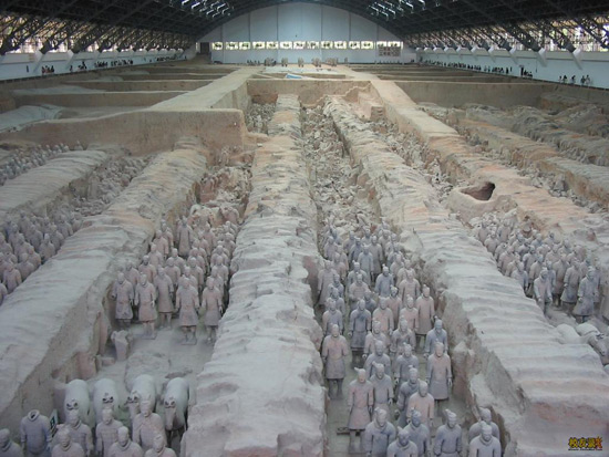 Terracotta Warriors,Terracotta Warriors Xian, Terracotta Warriors Museum