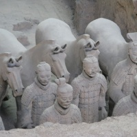 Terracotta Warriors, Chinese Terracotta Warriors