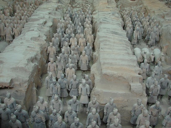 Terra Cotta, Terracotta Army