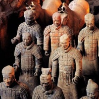 The Terracotta Warriors, Terracotta Warriors China