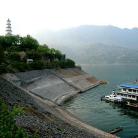 Baidi City, Yangtze River Cruise