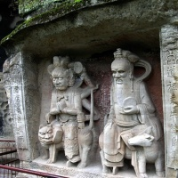 Dazu Rock Carvings, Yangtze River Cruise