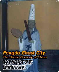 Fengdu Ghost City-The Divine Comedy of China