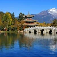 Black Dragon Pool Lijiang, Yunnan Tours