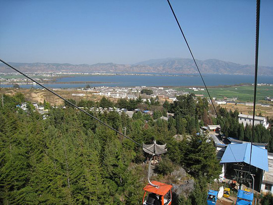 Cangshan Mountain
