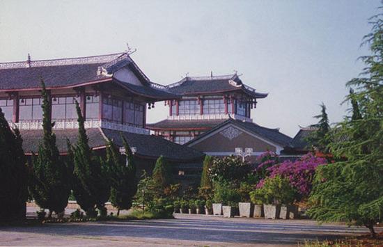 Dali Bai Autonomous Prefecture Museum
