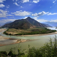 First Bend Of Yangtze Lijiang, Yunnan Tours