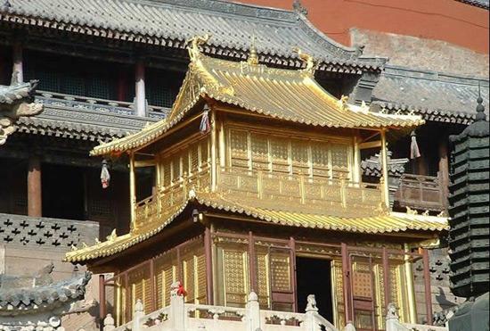Golden Temple Kunming