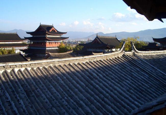 lijiang architecture