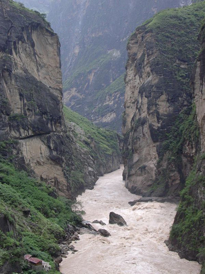 Tiger Leaping Gorge Picture