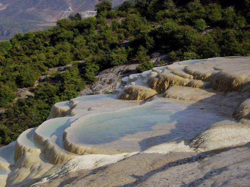 White Water Terraces Zhongdian