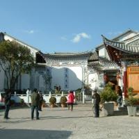 Xizhou Town Dali