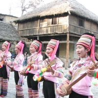 Yuanyang Hani Folk Customs Village