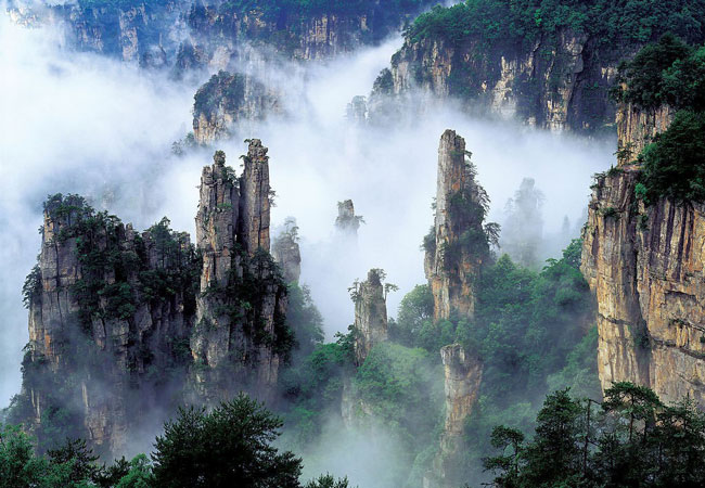 Zhangjiajie Exloration
