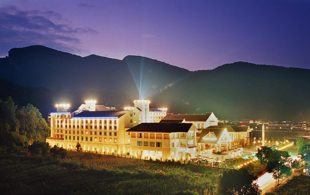 Zhangjiajie Wulingyuan Hotel
