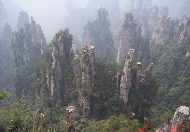 Zhangjiajie photos