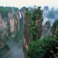 Yuanjiajie Scenic-area